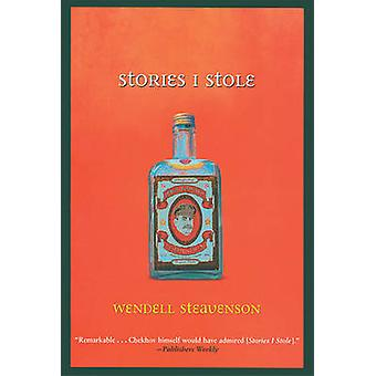 Stories I Stole from Georgia by Wendell Steavenson