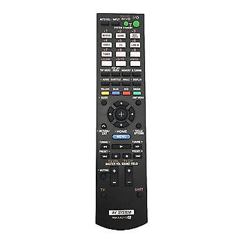 جهاز التحكم عن بعد مناسبة لتلفزيون سوني AV SYSTEM الصوت مكبر للصوت قوة RM-AAU113 وحدة تحكم