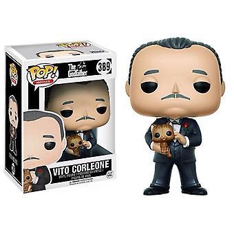 "5""Funko Pop The Godfather Vito Corleone Figuren"