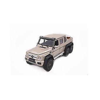 מרצדס בנץ G63 AMG 6x6 Diecast רכב דגם