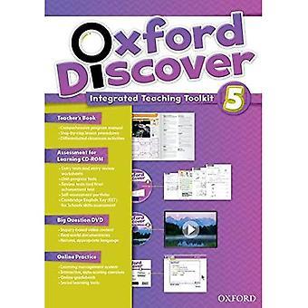 Oxford Discover: 5: Integrerad verktygslåda för undervisning