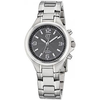 ONE (Eco Tech Time) Silver Stainless Steel ELS-11177-31M Women's Watch