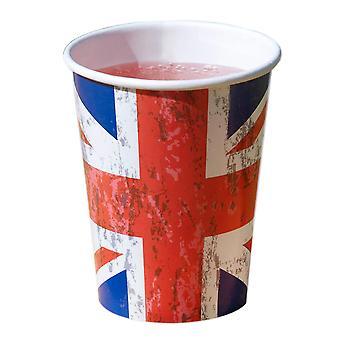 Celebrate Britain - Paper Cups