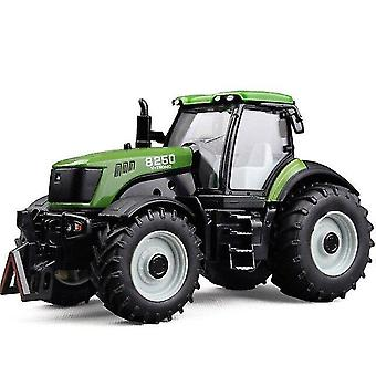 Toy cars 1:30 high simulation alloy largedie cast farm vehicles engineering car bulldozer truck farm tractor