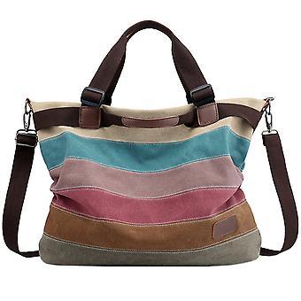 Canvas Messenger Hobos Shoulder Backpack