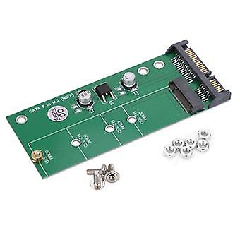 Adapter Card For Converting M2 Ngff Ssds To Sata3