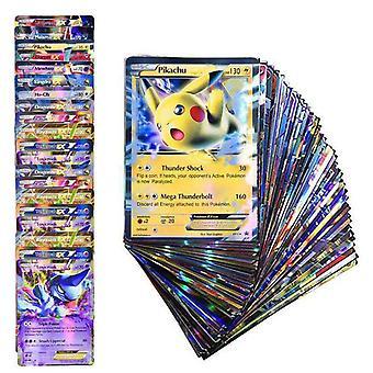 100st Zeldzame Pokemon Kaarten 20 Gx+20 Mega+1 Energy+59 Ex Arts