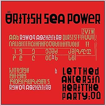 British Sea Power - Let the Dancers Inherit the Party [Vinyl] USA import