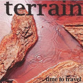 Terreno - tiempo de importación de Estados Unidos de viaje [CD]