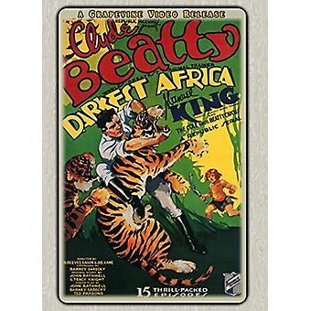 Afrique noire (1936) 15 importation USA chapitre Serial [DVD]