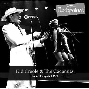 Kid Creole & la noix de coco - Live at Rockpalast [CD] USA import
