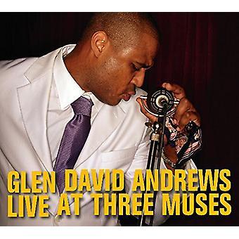 Glen Andrews - Live at Three Muses [CD] USA import