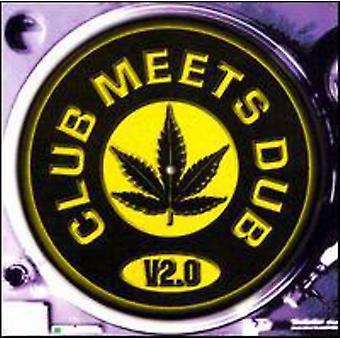 Club trifft Dub - Vol. 2-Club Meets Dub [CD] USA import