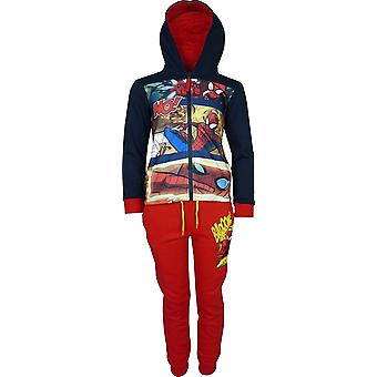 Marvel Spiderman trainingspak joggen instellen PH1073