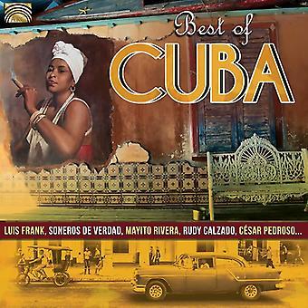 Frank, Luis / Soneros De Verdad /Rivera, Mayito / Calzado, Rudy - Best of Cuba [CD] USA import