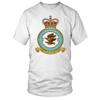 RAF Royal Air Force 11 Eskadra męskie T Shirt