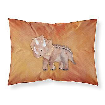 Triceratops akvarel stof Standard pudebetræk