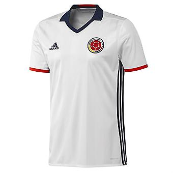 2016-2017 Colombia huis Adidas voetbalshirt