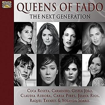 Olika Artist - Queens av Fado: The Next Generation [CD] USA import