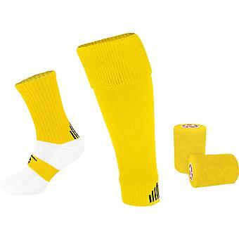 PST Sock Taping Kit Size L Yellow