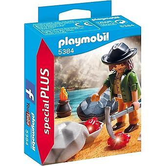 Playmobil 5384 Special Plus - Gem Hunter Figur