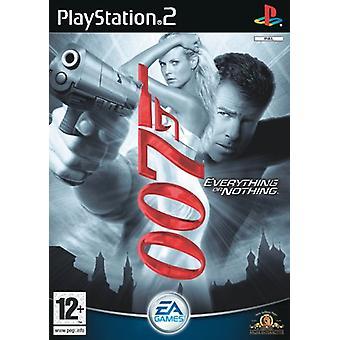 James Bond 007 Alles oder Nichts (PS2) - Neu