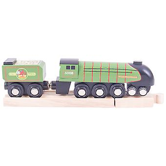 Bigjigs Rail Wooden Dwight D. Eisenhower 60008 Train Children's Replica