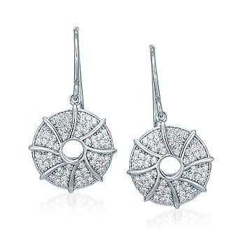 Orphelia Silver 925 Drop Earring Inbound Zirconium  ZO-5169