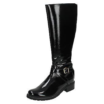 Panie Clarks wysokie nogi buty Nessa Clare