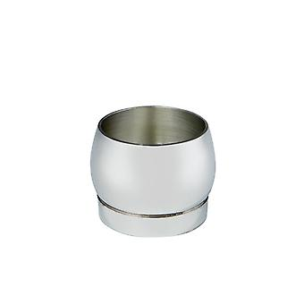 Plain Pewter Whisky Tot
