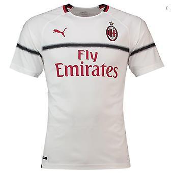 2018-2019 Милан Puma Выездная футболка