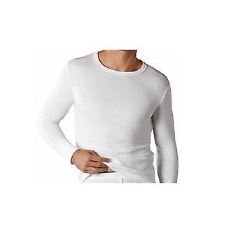 Men's White Winter Thermal Long Johns Underwear Pants Trousers Leggings or Long Sleeved Top