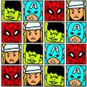 Avengers Team Power Superhelden Party Servietten 33 x 33 cm 20 Stück Kindergeburtstag Mottoparty