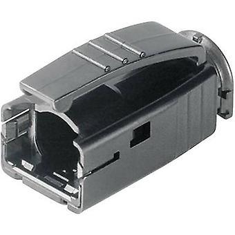 STX kink bescherming mouw RJ45 stekker H86011A0006 zwart Telegärtner H86011A0006 1 PC('s)