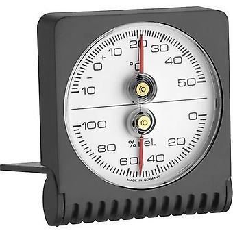TFA Dostmann 7601 Thermo-hygrometer Black