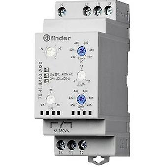 Monitoring relay 380 - 415 V AC 1 change-over Finder 70.41.8.400.2030 1 pc(s)