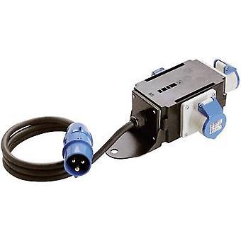 as - Schwabe CEE power distributor MIXO Stromverteiler Ems 60496 230 V 16 A