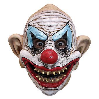 Kinky les Clown horreur Joker sinistre effrayant Mens Costume masque frais généraux