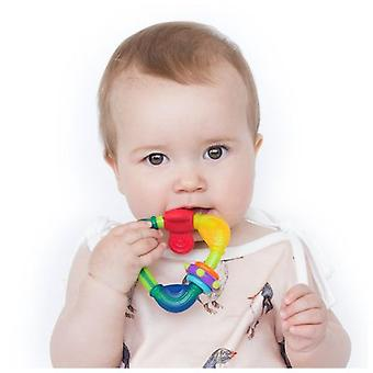 Nuby Biter Triangulo Textures (Baby & Toddler , Baby Health , Pacifiers & Teethers)
