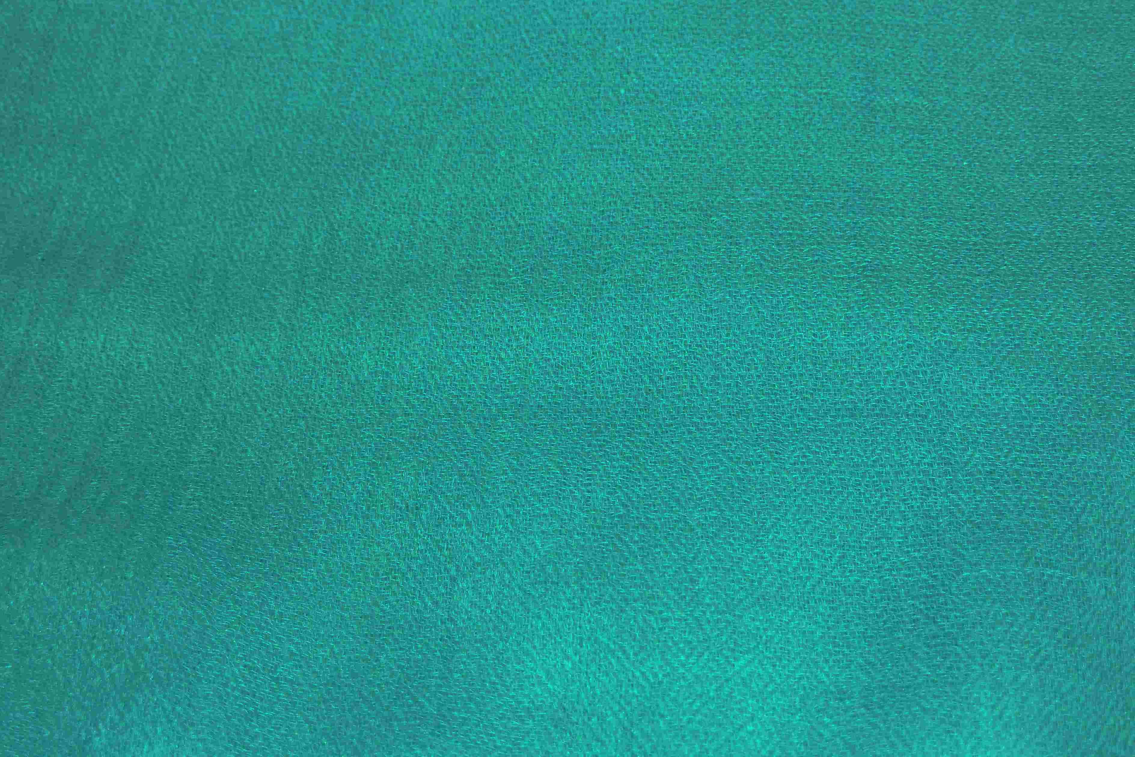 Fine Cashmere Scarf Karakoram Birds-Eye Weave Ocean  by Pashmina & Silk