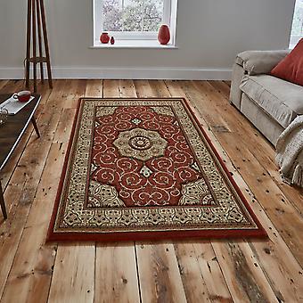 Dziedzictwa dywanów 4400 w kolorze ciemnej terakoty