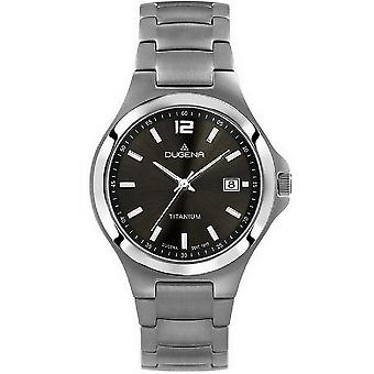 Dugena watch mens watch titanium basic 4460531