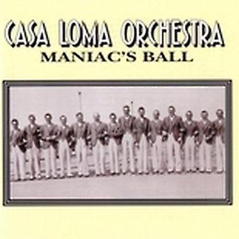 Casa Loma Orchestra - Maniac's Ball [CD] USA import