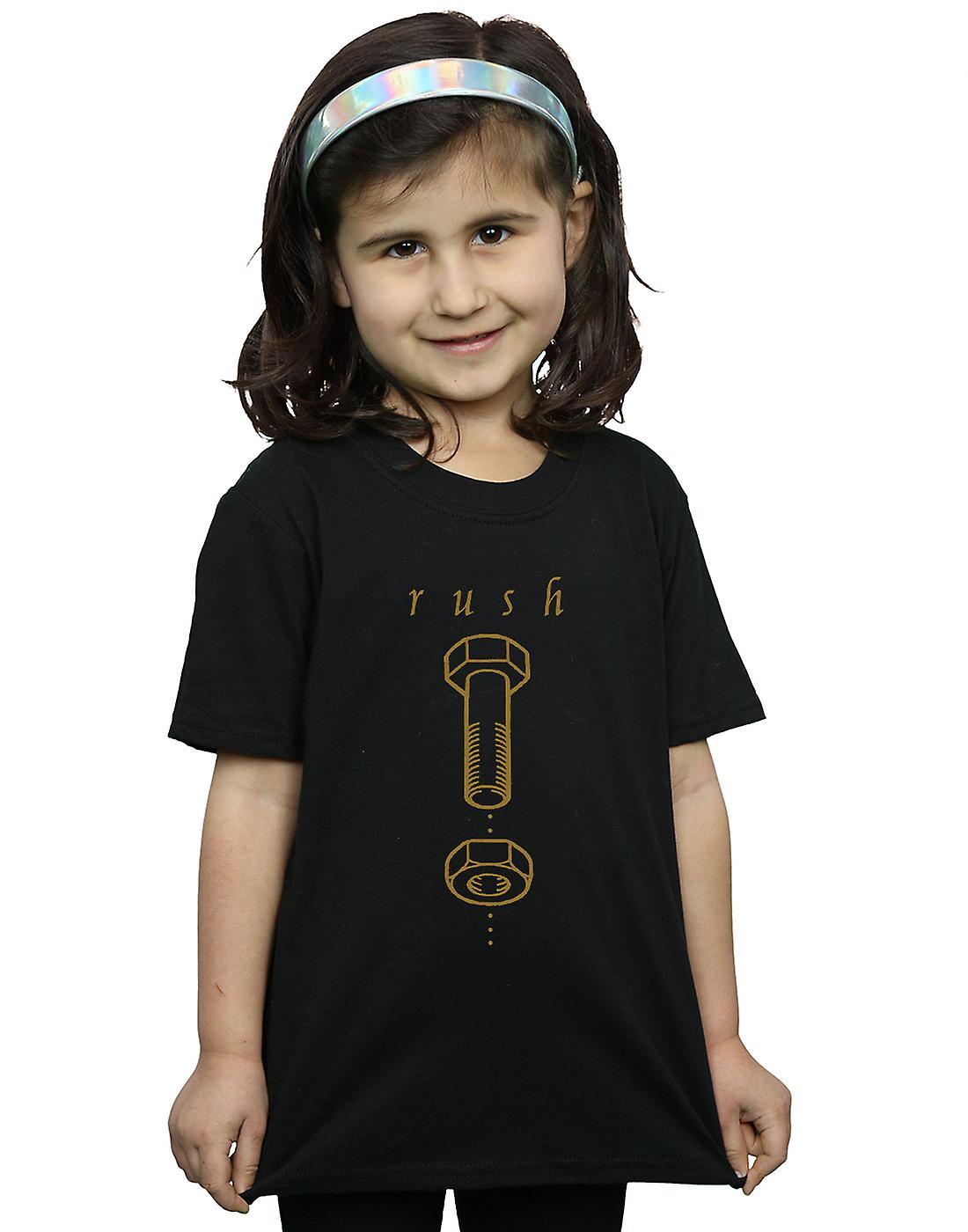 Rush Girls Counterparts Cover T-Shirt