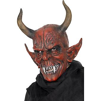 Devil Demon Mask.  One Size