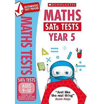 Maths Test - Year 5 by Paul Hollin - 9781407183015 Book