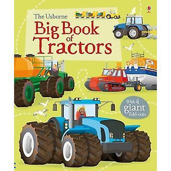 Stora boken av traktorer - 9781474928977 bok