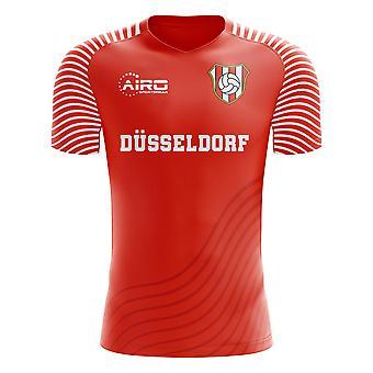 2020-2021 Fortuna Dusseldorf Home Concept Football Shirt - Kids