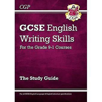 GCSE Englanti kirjallisesti taitoja opinto-opas CGP Books - CGP kirjat - 97