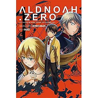 Aldnoah.Zero saison 1, Vol. 1